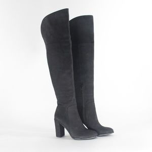 Kenneth Cole NY Jack Black Block Over Knee Boots